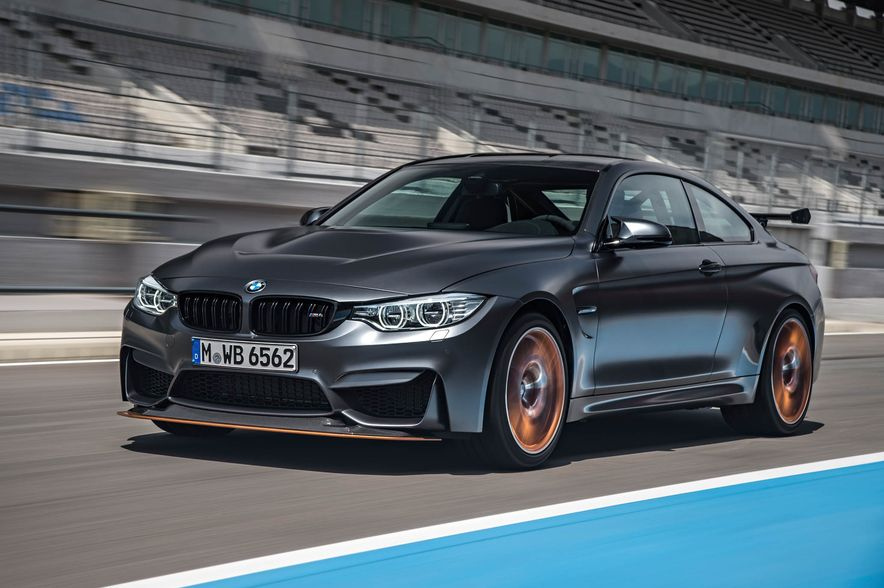 2016 BMW M4 GTS - Slide 14