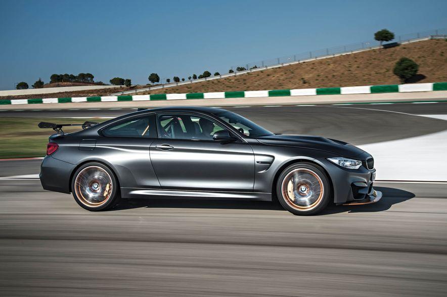 2016 BMW M4 GTS - Slide 18