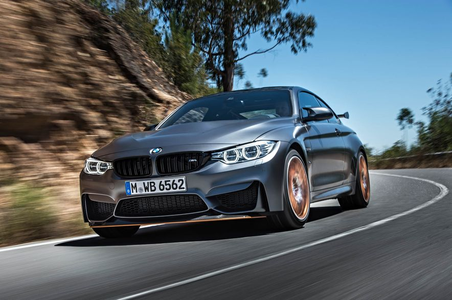 2016 BMW M4 GTS - Slide 23