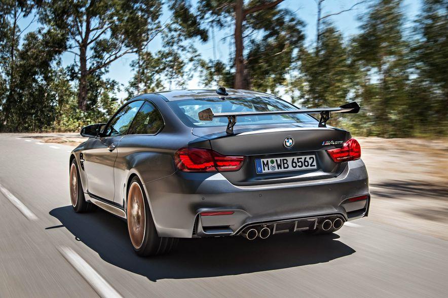 2016 BMW M4 GTS - Slide 25