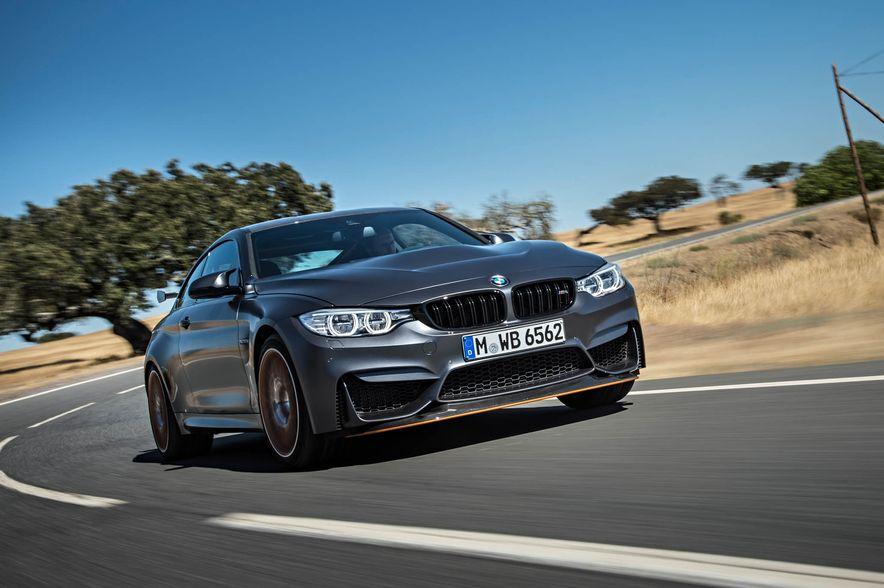 2016 BMW M4 GTS - Slide 27
