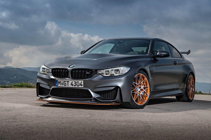 2016 BMW M4 GTS - Slide 28