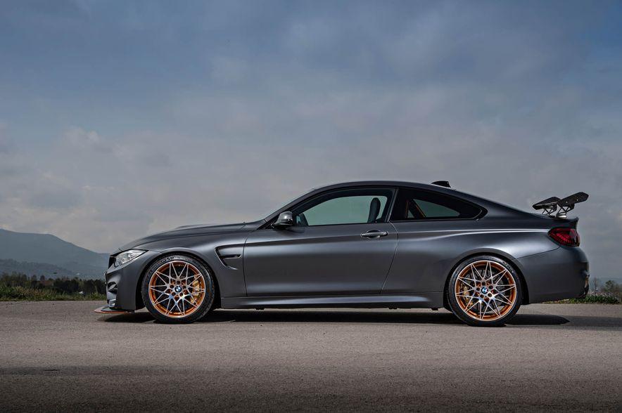 2016 BMW M4 GTS - Slide 29