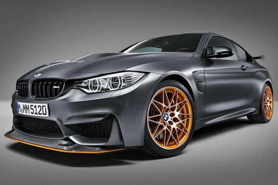 2016 BMW M4 GTS - Slide 35