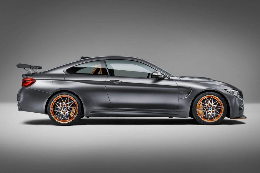 2016 BMW M4 GTS - Slide 37