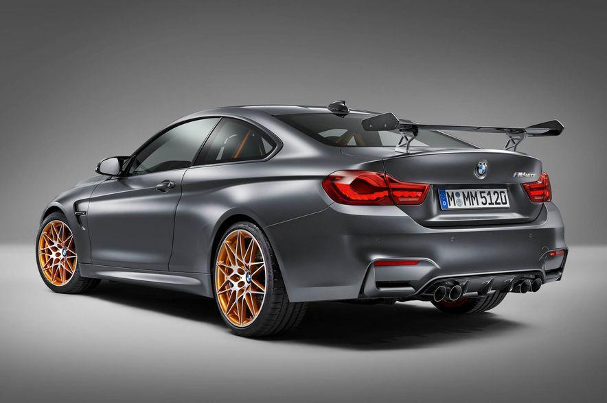 2016 BMW M4 GTS - Slide 40