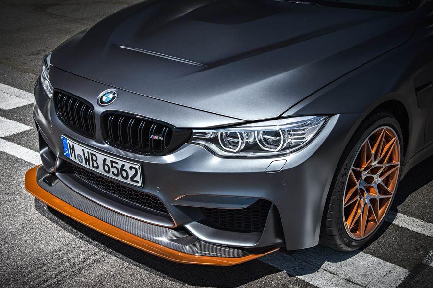 2016 BMW M4 GTS - Slide 41