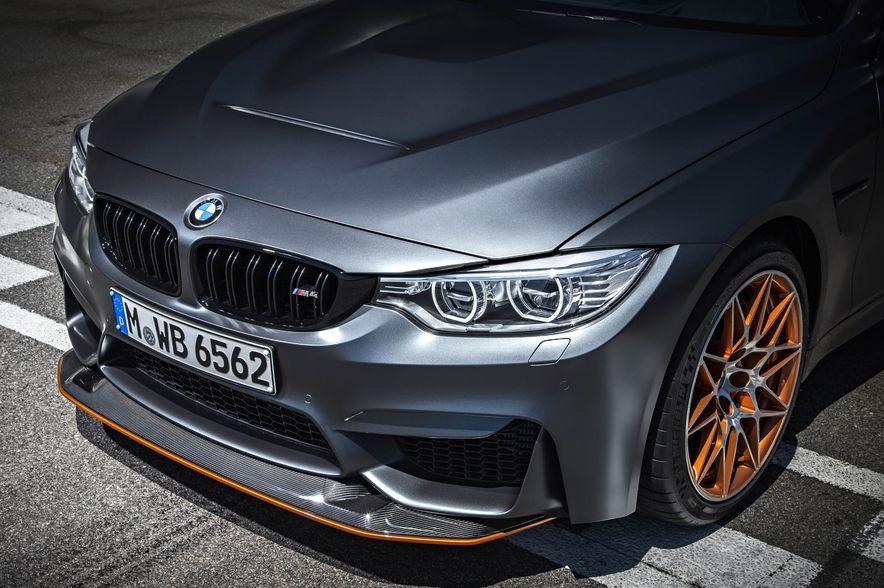 2016 BMW M4 GTS - Slide 42