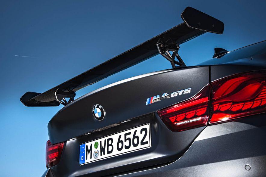 2016 BMW M4 GTS - Slide 51