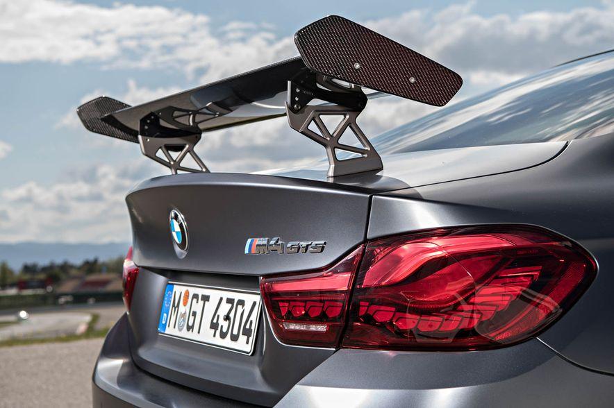 2016 BMW M4 GTS - Slide 54