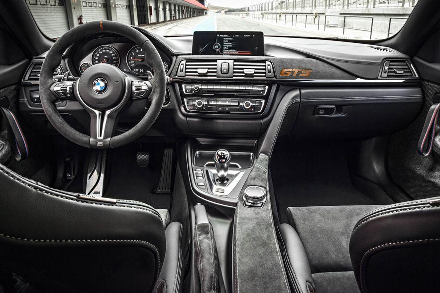 2016 BMW M4 GTS - Slide 62