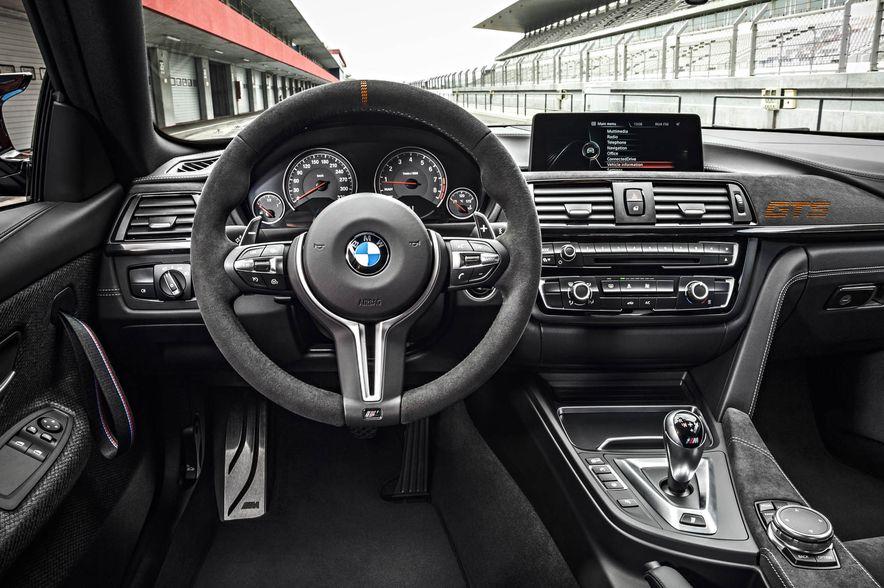 2016 BMW M4 GTS - Slide 63
