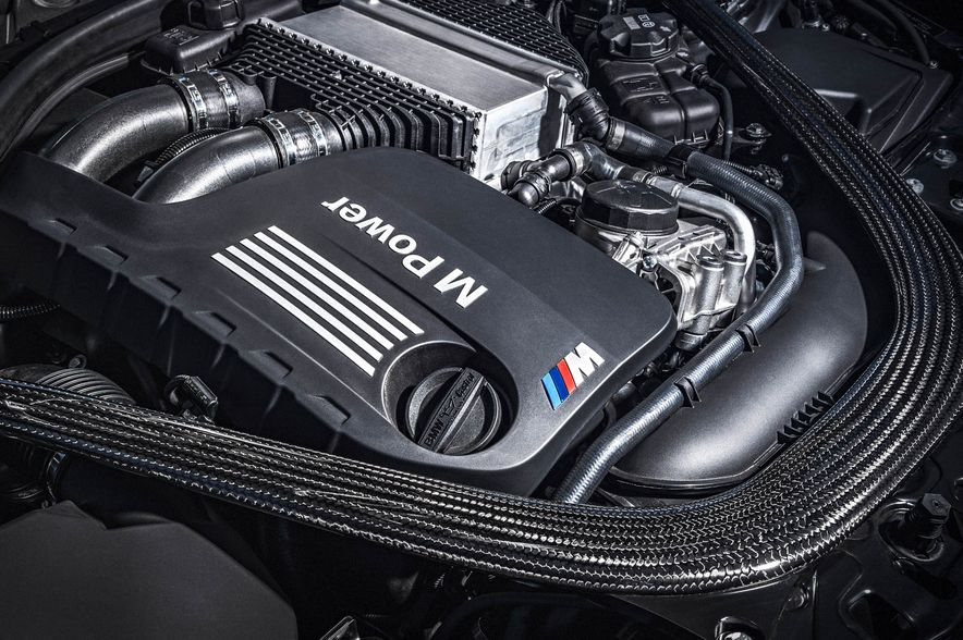 2016 BMW M4 GTS - Slide 83