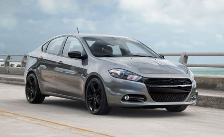 Dodge Tossing Newly Streamlined Dart Lineup at Compact-Car Dartboard
