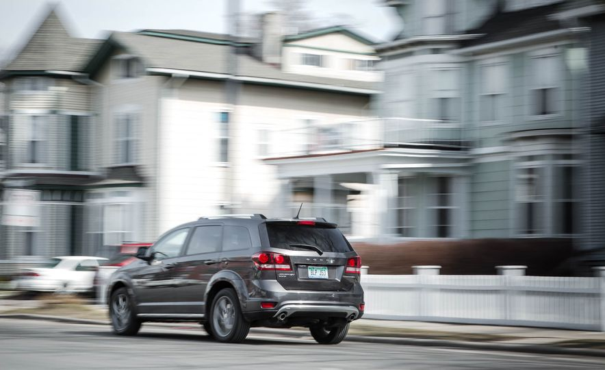 2016 Dodge Journey Crossroad Plus - Slide 5
