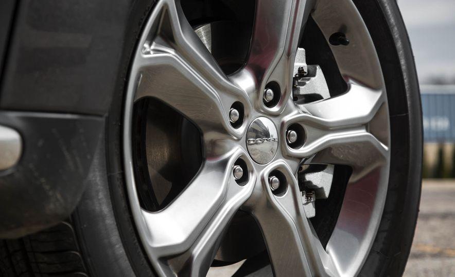 2016 Dodge Journey Crossroad Plus - Slide 18
