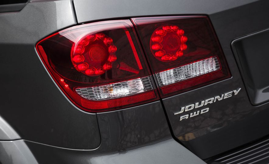 2016 Dodge Journey Crossroad Plus - Slide 20
