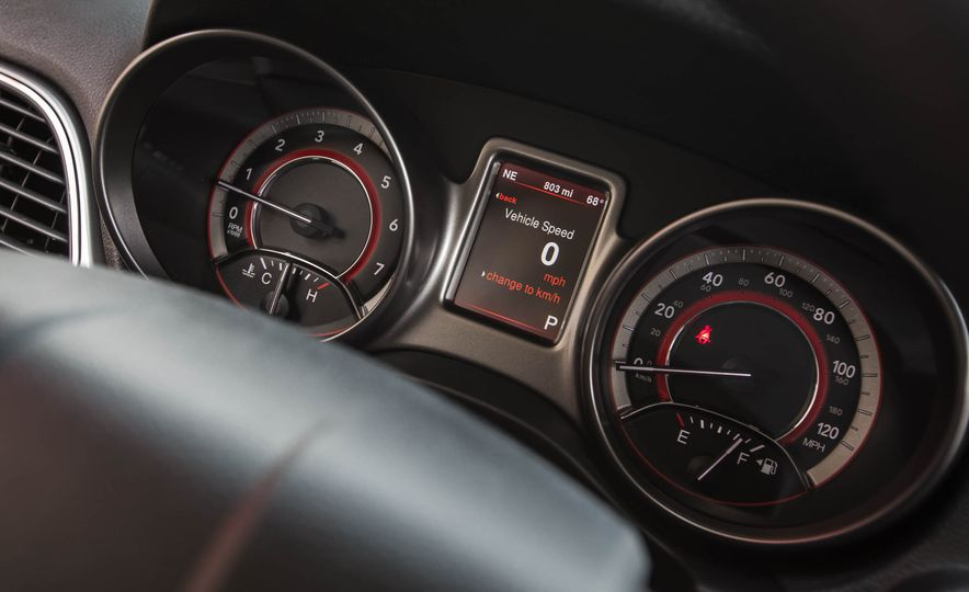 2016 Dodge Journey Crossroad Plus - Slide 37