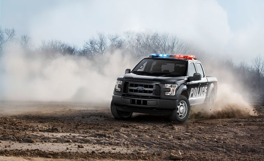 2016 F-150 Special Service Vehicle - Slide 1