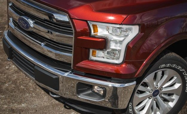 IIHS: Pickup-Truck Headlights Are Terrible (Except One Model's)