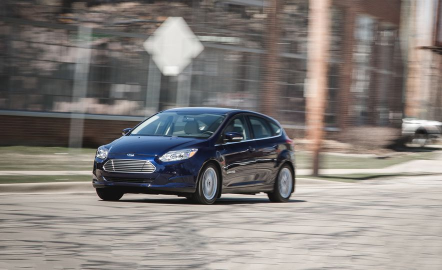 2016 Ford Focus BEV - Slide 1