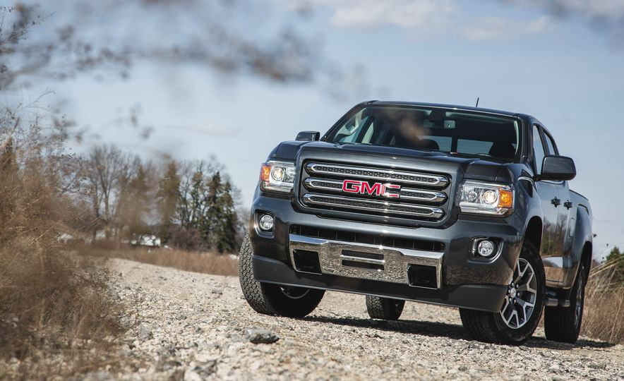 2016 GMC Canyon SLE diesel - Slide 2