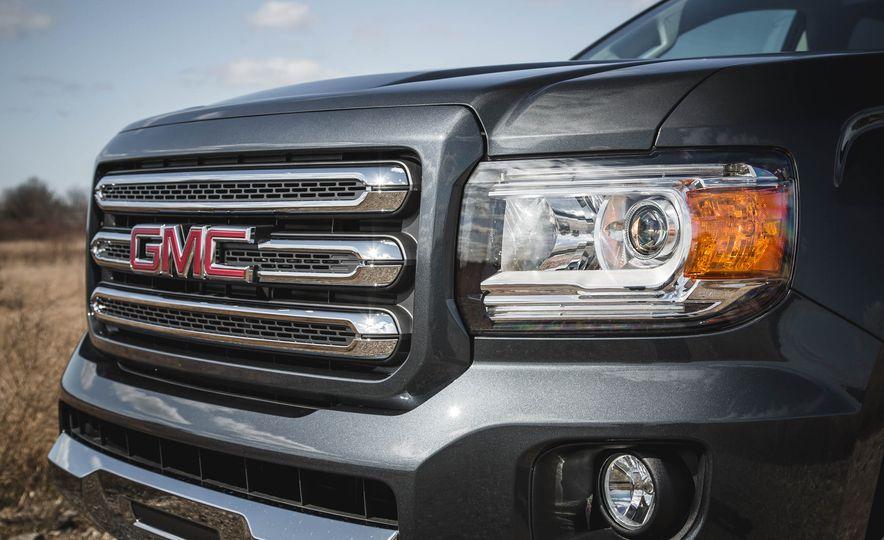 2016 GMC Canyon SLE diesel - Slide 12