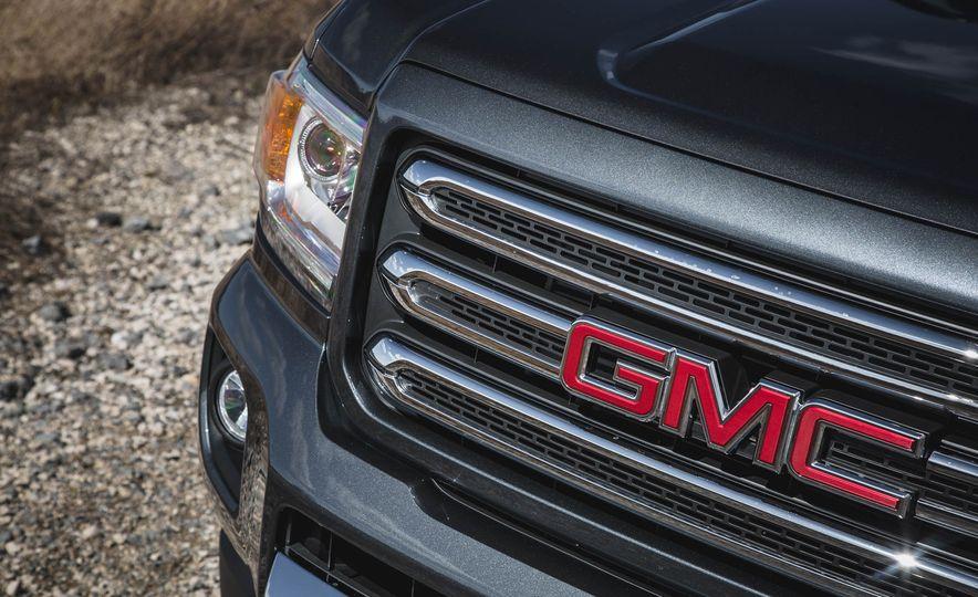 2016 GMC Canyon SLE diesel - Slide 15