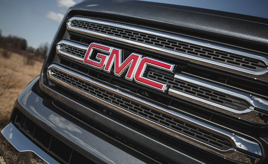 2016 GMC Canyon SLE diesel - Slide 16