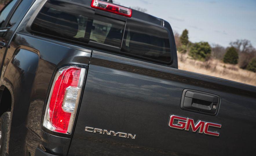 2016 GMC Canyon SLE diesel - Slide 21