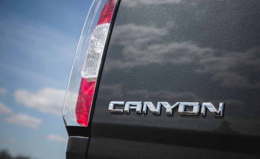 2016 GMC Canyon SLE diesel - Slide 23