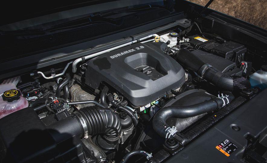 2016 GMC Canyon SLE diesel - Slide 41