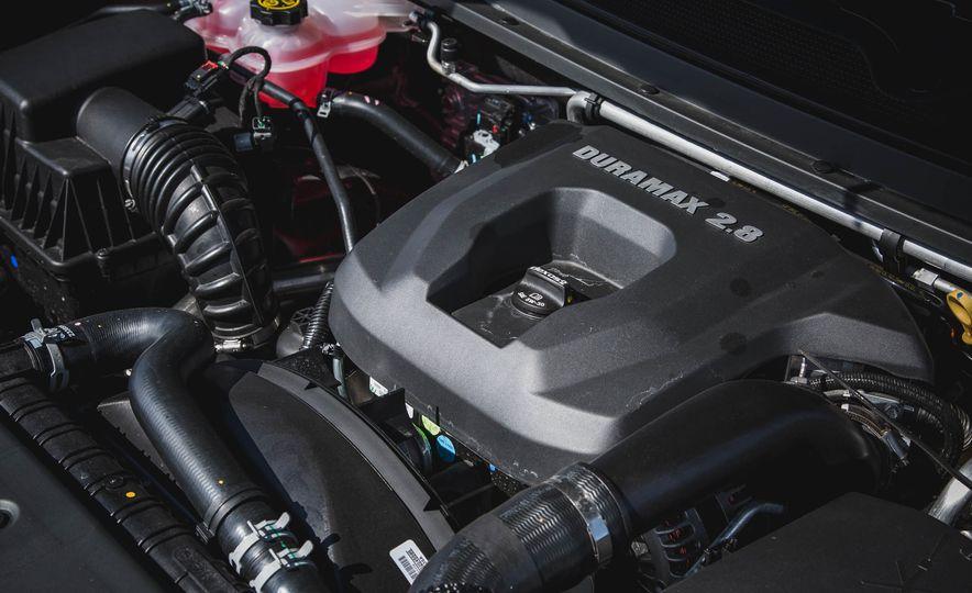 2016 GMC Canyon SLE diesel - Slide 42
