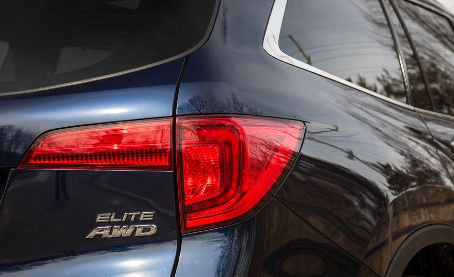 2016 Honda Pilot Elite AWD - Slide 84