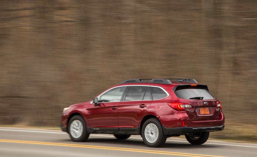 2016 Subaru Outback - Slide 6