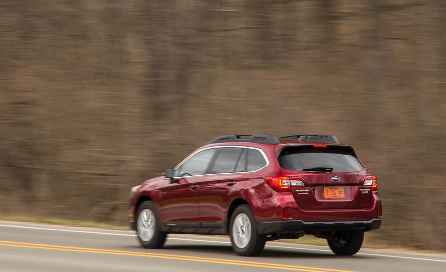 2016 Subaru Outback - Slide 7