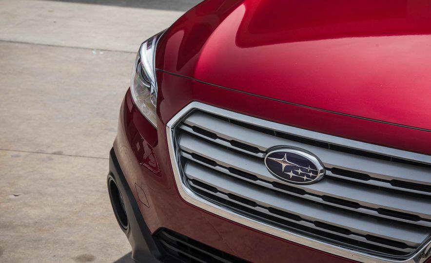 2016 Subaru Outback - Slide 15