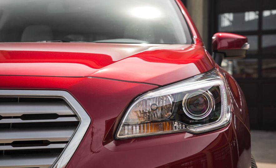 2016 Subaru Outback - Slide 16