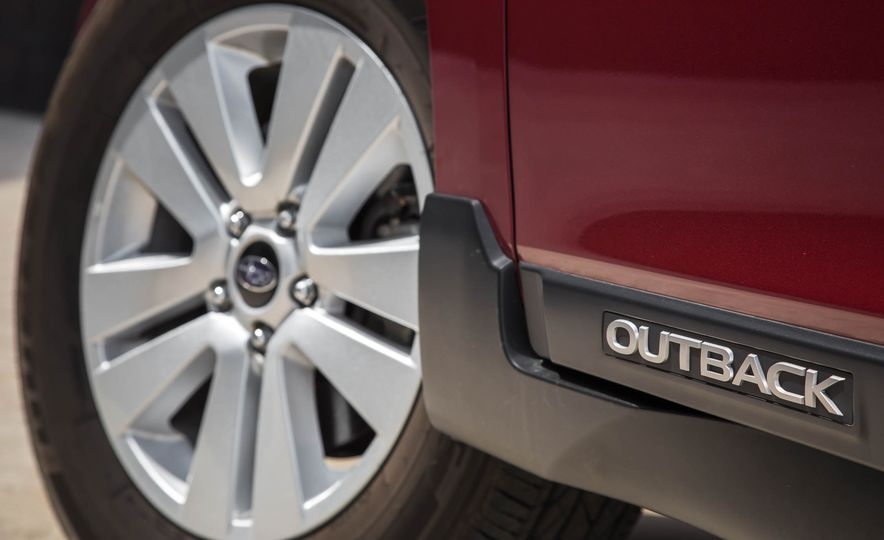 2016 Subaru Outback - Slide 18