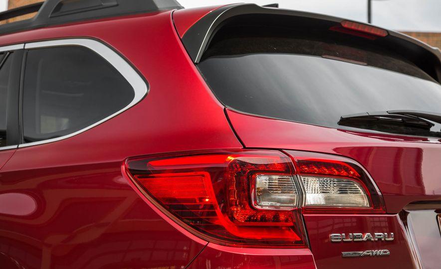 2016 Subaru Outback - Slide 20