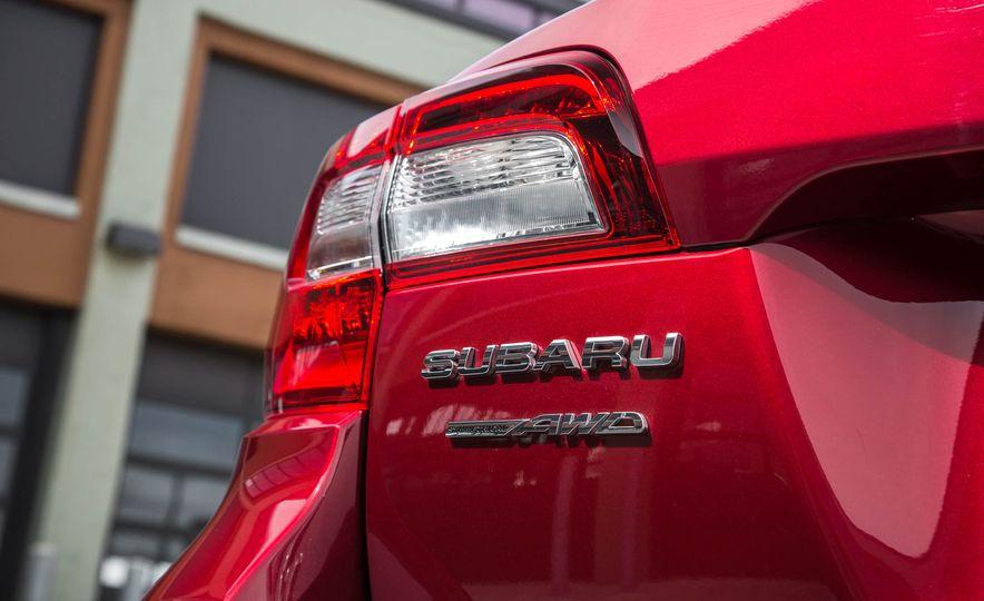2016 Subaru Outback - Slide 22