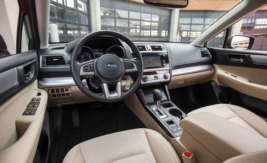 2016 Subaru Outback - Slide 24
