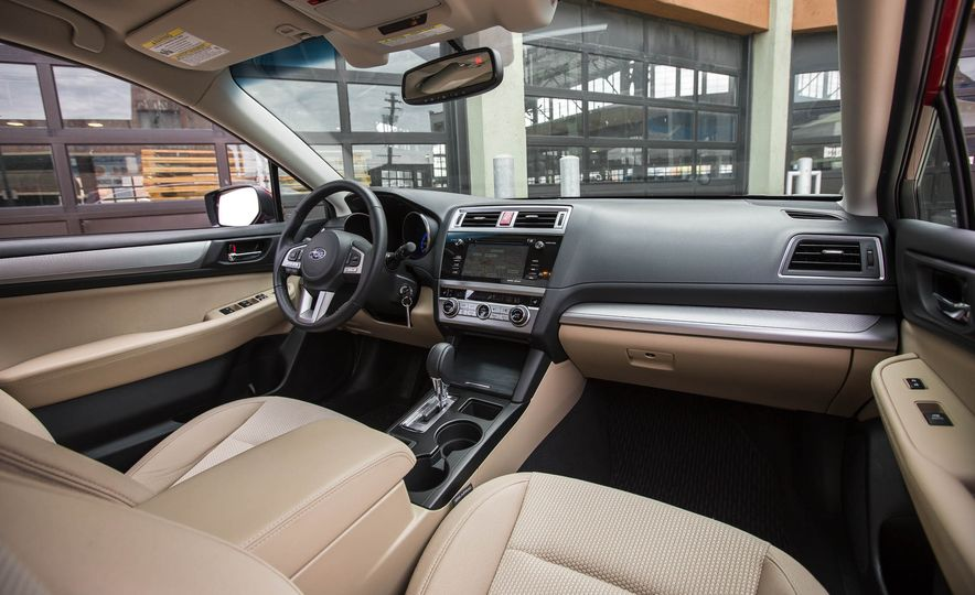 2016 Subaru Outback - Slide 26