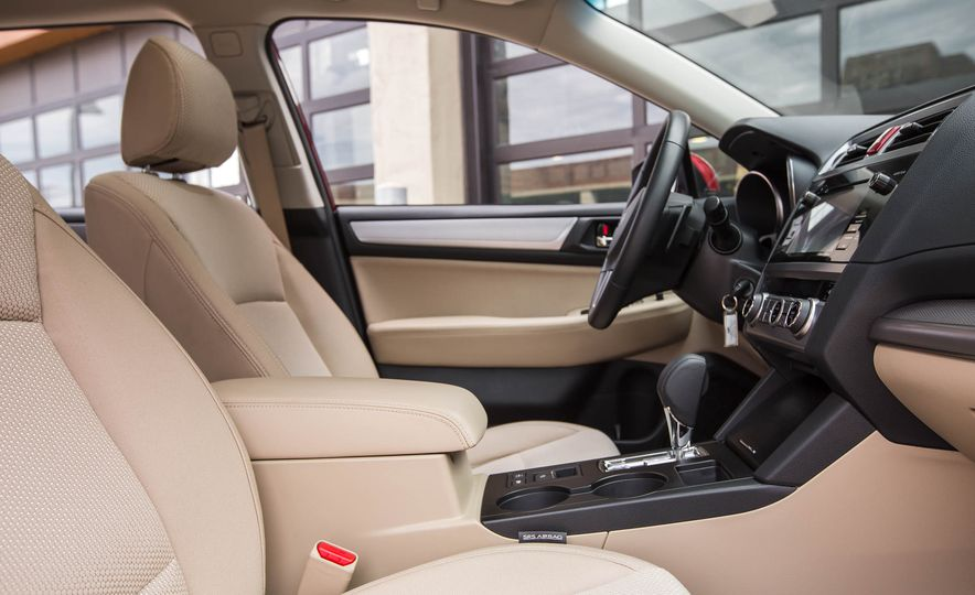 2016 Subaru Outback - Slide 27