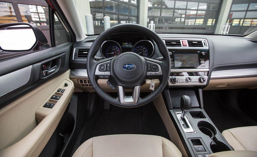 2016 Subaru Outback - Slide 33