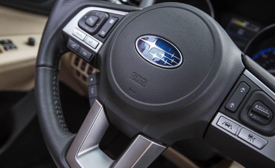 2016 Subaru Outback - Slide 34