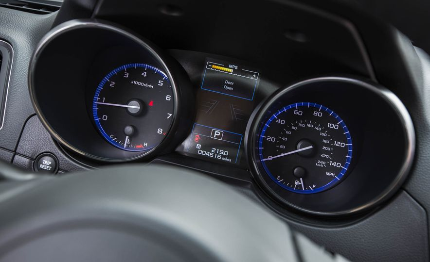 2016 Subaru Outback - Slide 35