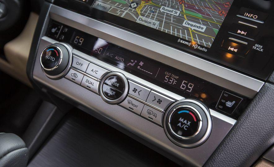 2016 Subaru Outback - Slide 37