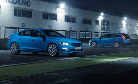Volvo S60, V60 Polestar Ditch Inline-Six for 362-hp Turbo- and Supercharged Four