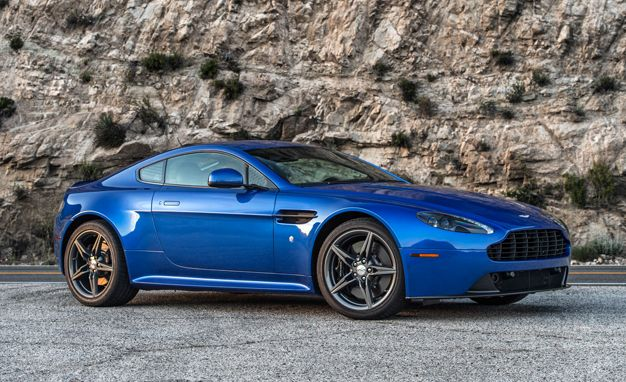 Aston Launches Vantage GTS That's Unique to the U.S.